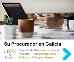 Presupuesto Procurador Galicia